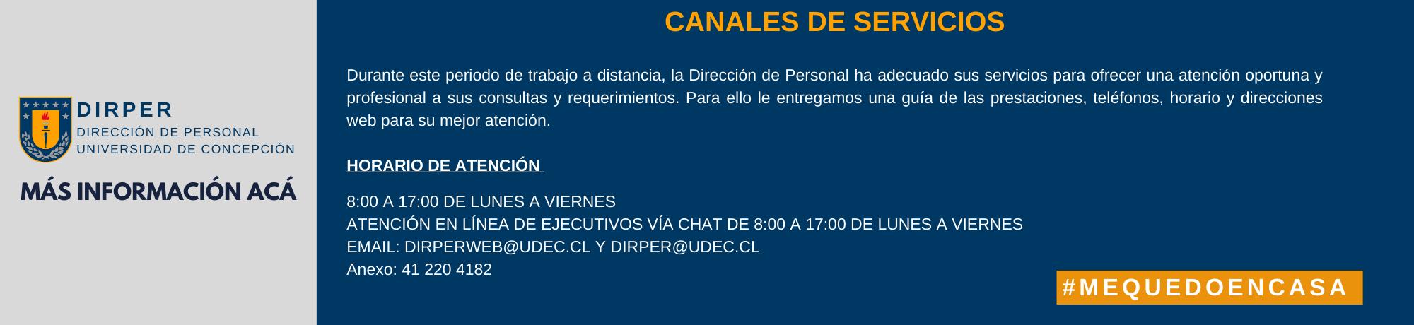 Canales Dirper
